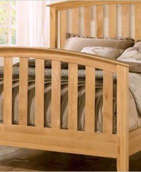 BEDROOM ALDERBROOK QUEEN SLAT BED