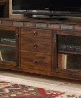 "ENTERTAINMENT 60"" SANTA FE TV CONSOLE"