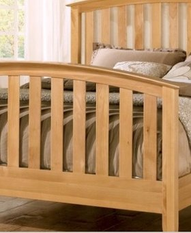 BEDROOM ALDERBROOK KING SLAT BED