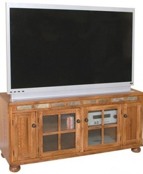 "ENTERTAINMENT SEDONA 62""  TV CONSOLE"