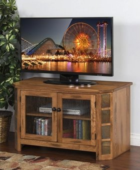 "ENTERTAINMENT 42"" SEDONA TV CONSOLE"