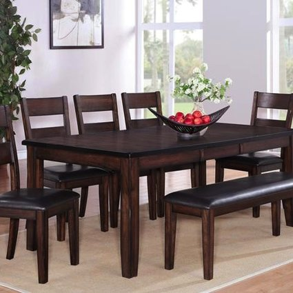 DINING MALDIVES DINING TABLE & 6 CHAIRS