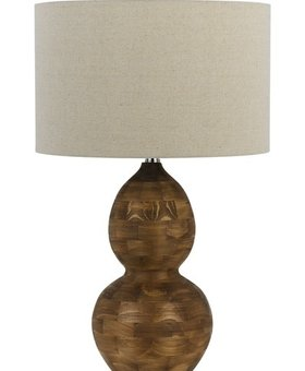 LIGHTING BERGAMO TABLE LAMP 150W