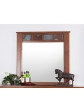 BEDROOM <h2>SEDONA MIRROR WITH SLATE ACCENTS</h2>