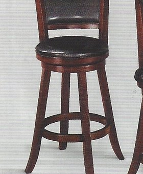 "DINING 29"" HIGH CECIL SWIVEL CHAIR"