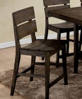 """DINING 24"""" BRANDON COUNTER HEIGHT CHAIR"""