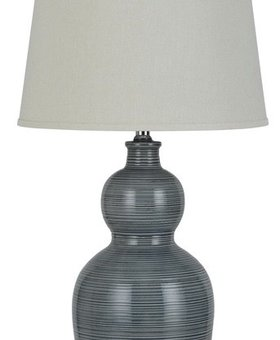 LIGHTING STONE CERAMIC TABLE LAMPS 150W