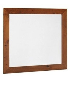 "BEDROOM VICTOR 48"" MIRROR  RUSTIC CHERRY"