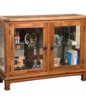 ENTERTAINMENT SEDONA CURIO CONSOLE