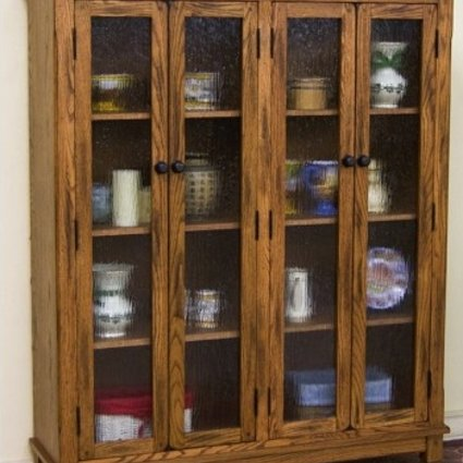 OFFICE SEDONA BOOKCASE 4 DOOR