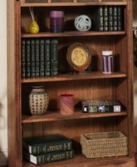 "OFFICE SEDONA 48"" BOOKCASE"