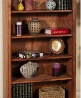 "OFFICE <h2>SEDONA 60"" BOOKCASE</h2>"