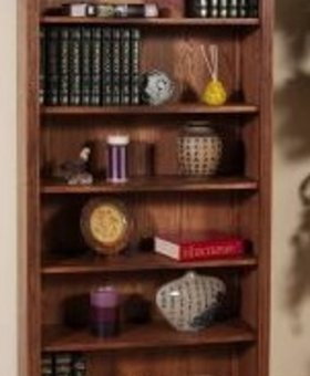 "OFFICE SEDONA 72""  BOOKCASE"