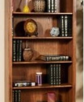 "OFFICE SEDONA 84"" BOOKCASE"