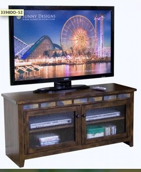 "ENTERTAINMENT OXFORD 52"" TV CONSOLE"