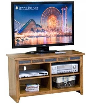 "ENTERTAINMENT SEDONA 42"" TV CONSOLE"