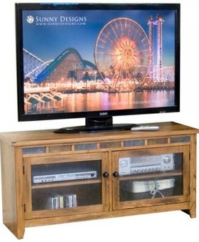 "ENTERTAINMENT SEDONA 52"" TV CONSOLE"