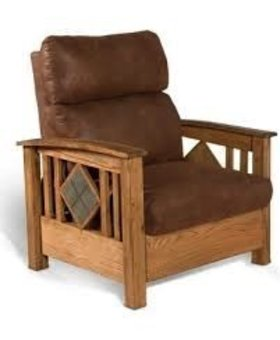 UPHOLSTERED SEDONA STATIONARY CHAIR