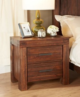 BEDROOM LAST ONE--MEADOW COFFEE TABLE ACACIA WOOD BRICK BROWN FINISH