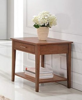 OCCASIONAL TABLE DENMARK RECTANGULAR END TABLE