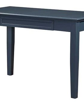 "OFFICE TAMARACK 47"" DESK BLUE FINISH"