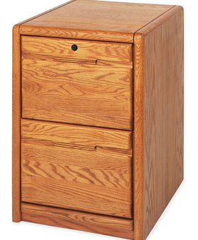OFFICE CONTEMPORARY 2 DRAWER FILE CABINET