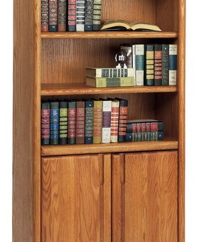 BOOKCASE <h2>CONTEMPORARY BOOKCASE WITH DOORS</h2>