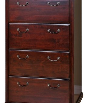 OFFICE <b>HUNTINGTON CLUB 4 DRAWER LATERAL FILE</b>