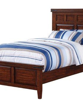 BEDROOM <h2>TWIN PANEL MANGO BED</h2>