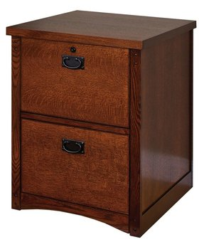 FILE CABINET <h2>MISSION PASADENA 2 DRAWER FILE</h2>