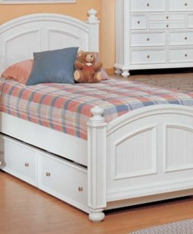 BEDROOM <h2>CAPE COD TWIN PANEL BED</h2>