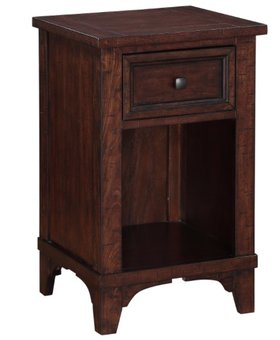 "BEDROOM RETREAT 18"" 1 DRAWER NIGHTSTAND"