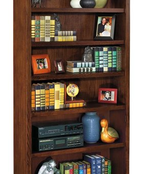 BOOKCASE <h2>MISSION PASADENA OPEN BOOKCASE</h2>