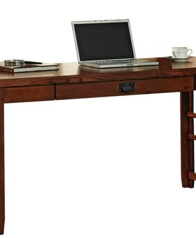 "OFFICE MISSION PASADENA 60"" LAPTOP WRITING DESK"