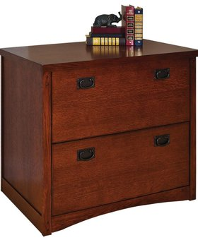 FILE CABINET <h2>MISSION PASADENA 2 DRAWER LATERAL FILE</h2>
