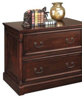 OFFICE MOUNT VIEW TWO DRAWER LATERAL FILE