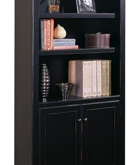 OFFICE <h2>TRIBECA LOFT BOOKCASE WITH DOORS</h2>
