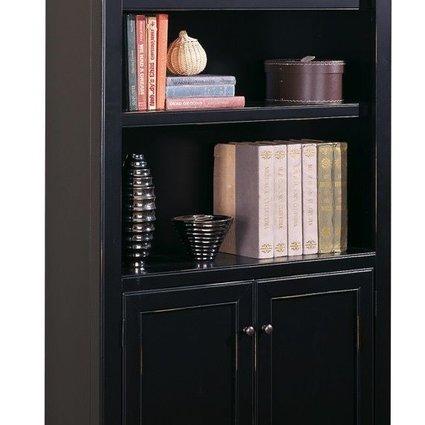 OFFICE TRIBECA LOFT BOOKCASE WITH DOORS
