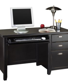 OFFICE TRIBECA LOFT SINGLE PEDESTAL DESK
