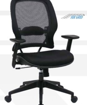 OFFICE <h2>AIRGRID CHAIR WITH MESH SEAT</h2>
