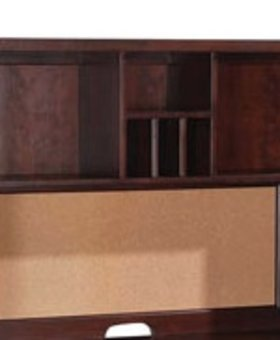 """OFFICE 44"""" CHERRY HUTCH VINTAGE COLLECTION"""