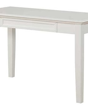 "OFFICE TAMARACK 47"" DESK WHITE FINISH"
