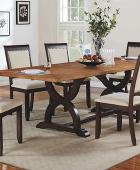 DINING <h2>YUKON 7 PIECE DINING SET</h2>