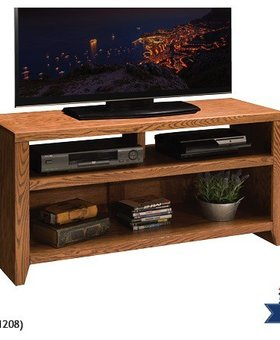 "ENTERTAINMENT CITY LOFT 48"" TV CONSOLE"