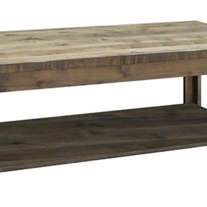 ENTERTAINMENT JOSHUA CREEK END TABLE U003cbr /u003e Legends Furniture Products  Feature A Perfect Combination