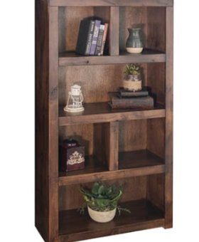"OFFICE 64"" SAUSALITO BOOKCASE"