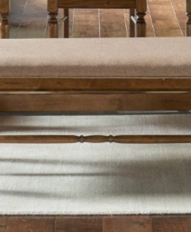 DINING BENNETT UPHOLSTERED BENCH