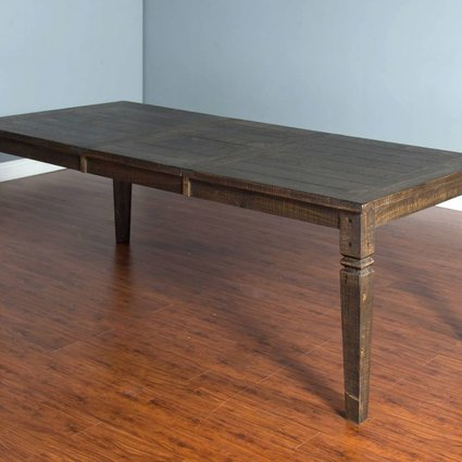 DINING HOMESTEAD DINING TABLE WITH BUTTERFLY LEAF