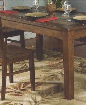 TABLE SAVANNAH SLATE TOP TABLE
