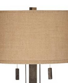 LIGHTING PULLMAN TABLE LAMP